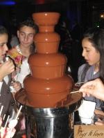 מפלי שוקולד