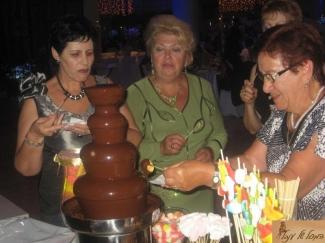 מפל שוקולד לכל גיל
