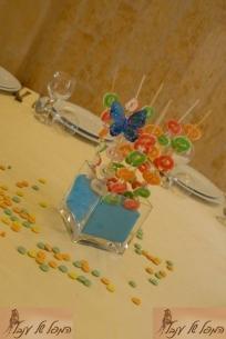 סידורי שולחן לארועים