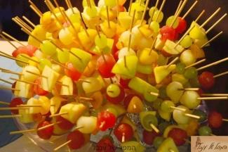 פירות מעוצבים
