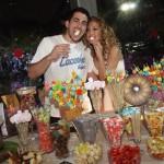 בר ממתקים בחתונה קרין ותום