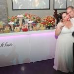 בר ממתקים חתונה מירי ונדב